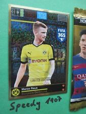 Panini Adrenalyn FIFA 365 Limited Edition Marco Reus Limitiert Trading Card