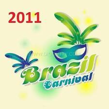BRAZIL Rio CARNIVAL CARNAVAL 2011 - 12 DVD - Complete Parade