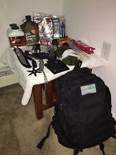 72 Hour Bug Out Bag Survival Backpack & Survival Kit