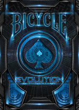 NEW BICYCLE EVOLUTION PLAYING CARDS DECK BY ELITE PLAYING CARDS