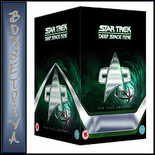 STAR TREK DEEP SPACE NINE- COMPLETE COLLECTION - FULL JOURNEY** BRAND NEW DVD***