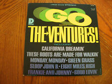 "THE VENTURES ""GO WITH"" DOLTON BST8045 STEREO LP VG+ VINYL SURF"