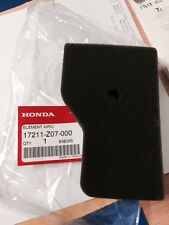 HONDA GENUINE Air Cleaner Filter Element EU20i Generators 17211Z07000