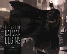 The Art of Batman Begins, Mark Cotta Vaz, Good Book