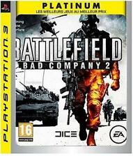 Jeu BATTLEFIELD BAD COMPANY 2 sur PS3 playstation 3 game spiel juego NEUF / NEW