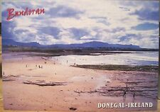 Irish Postcard BUNDORAN Beach Golf Donegal Bay Ireland O'Toole Hinde 2/595