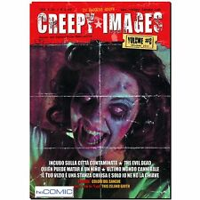 Creepy Image Volume 8 HORROR AND EXPLOITATION MEMORABILIA MAGAZIN 70er NEU