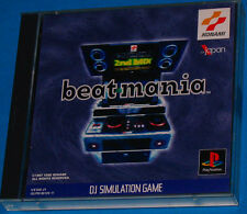 BeatMania - Sony Playstation - PS1 PSX - JAP Japan
