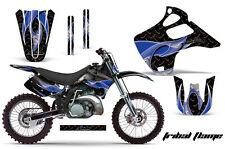 KAWASAKI KX 125/250 Graphic Kit AMR Racing # Plates Decal Sticker Part 92-93 TFB