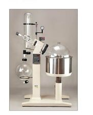 Rotary Evaporator 20L,0-120 rpm digital temperature range 99C Automatic Lifting