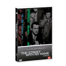The Street with no Name (1948) DVD - William Keighley (New & Sealed)