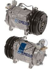 BRAND NEW 508 DOUBLE PULLY AC COMPRESSOR AND CLUTCH U9285,9515,20-10106