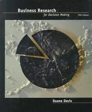 Business Research for Decision Making (Non-InfoTrac Version)