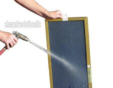 Air Care 12x20x1 GOLD Electrostatic Furnace A/C Filter, Washable, Permanent