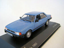 WB021 WhiteBox 1:43 Druckguss Auto - Ford Granada Metallisch-blau 1983 - UK