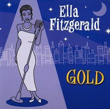 Gold: All Her Greatest Hits - Ella Fitzgerald (2005, CD NIEUW)