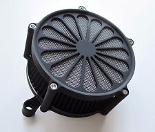 pro force spoke  air cleaner, 2008-2015 HARLEY TOURING STREET GLIDE ALL BAGGERS