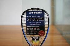 "E-Force EForce E Force Racquet BEDLAM STUN 160g 3 5/8"" GRIP"