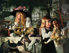 Passages Art Print by Bob Byerley  Limited Edition and Signed  Edition Size 1500