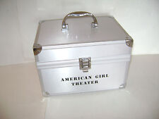 American Girl Marisol Silver Theater Trunk Storage Case Travel RETIRED