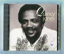 Quincy Jones - Walk On The Wild Side - Scarce 1994 Cd Album