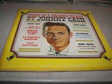 JOHNNY CASH STORY OF A BROKEN HEART LP VG Design DLP-610 1963