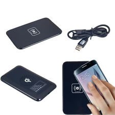 QI Wireless Charger Pad/Mat + Charger Cable for Samsung Galaxy S6 S6 Edge plus