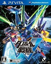 Used PS Vita Danball Senki W SONY PLAYSTATION JAPANESE IMPORT