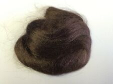 Brown Dolls Viscose Wigging Hair, Doll House Miniature