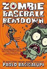 Zombie Baseball Beatdown - Bacigalupi, Paolo - Paperback