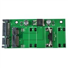"NEW Mini PCI-e MSATA 3x5cm SSD To 1.8""  SATA Adapter Converter Card PCBA"