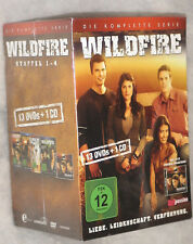 Wildfire Complete Series DVD Box Set Seasons 1,2,3,4 + Soundtrack CD Region 2