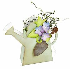 Sizzix Bigz XL Watering Can 3-D die #658454 Retail $39.99 SO FUN, Easy assembly!
