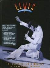 ELVIS PRESLEY 'WALK A MILE IN MY SHOES' (Essential 70's Masters) 5 CD BOX SET