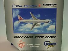 Gemini Jets Wings B737-800 China Airlines- 1/400