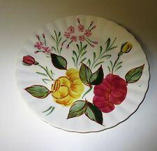 Vintage Blue Ridge Pottery Ruth Anna Luncheon Dinner Plate Southern Potteries
