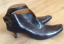 Cydwoq Vintage Skate Heels Shoes Handmade In USA 81/2/381/2