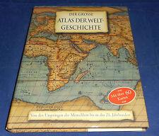 Der grosse Atlas der Weltgeschichte mit über 60 Karten