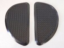 Fits Honda CL77 CL72 Tank Knee Grip Pads Rubber Pair New