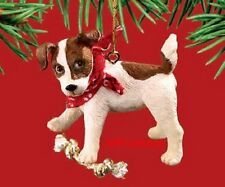 Jack Russell Terrier 2003  Carlton Cards Ornament  *CUTE*
