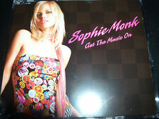 Sophie Monk (Bardot) Get The Music On Remixes CD Single