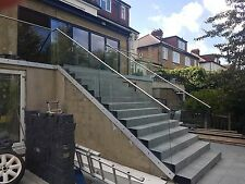 Glass Balustrade, Stainless Steel Balustrade, Stairs balustrade