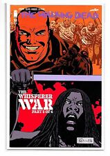 THE WALKING DEAD #158 - The Whisper War Part 2 of 6 - Cover A - Image Comics!