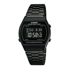 CASIO Vintage Classic Series Black Stopwatch Watch B640WB-1B