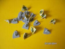 Lego Figuren: 20 Schilde für Ritter