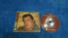 Steven Seagall & Thunderbox Mojo Priest press 2006 made in UE cd usato
