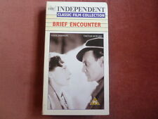 Brief Encounter b/w 1945 Classic VHS Video Tape