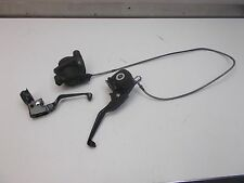 86-03 harley sportster black clutch lever perch master cylinder brake caliper