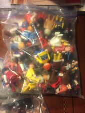 Huge Lot of Playmobil Geobra Figures Minifigs AND TOYS