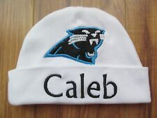 PERSONALIZED MONOGRAM CUSTOM Baby Newborn Beanie Hat Cap Carolina Football